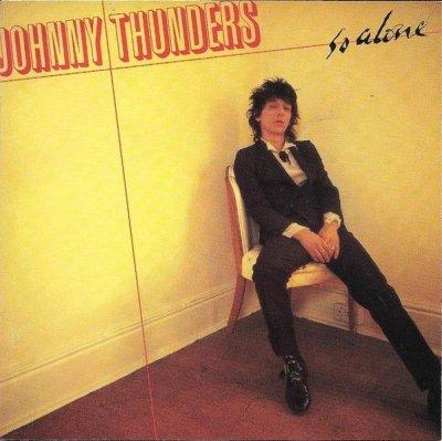 Johnny Thunders - So Alone (CD)