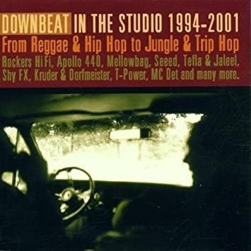 Downbeat In The Studio 1994-2001 (CD)