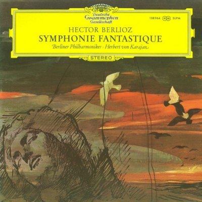 Hector Berlioz, Berliner Philharmoniker, Herbert von Karajan - Symphonie Fantastique (LP)