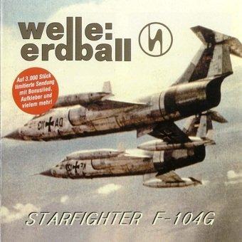 Welle: Erdball - Starfighter F-104G (CD)