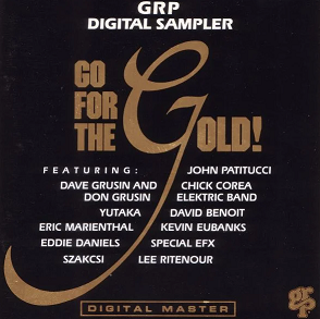 Go For The Gold! (CD)