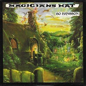 Bo Hansson - Magician's Hat (LP)