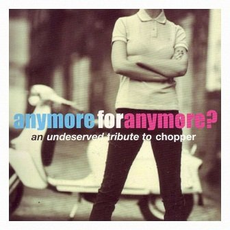 Anymore For Anymore? (CD)