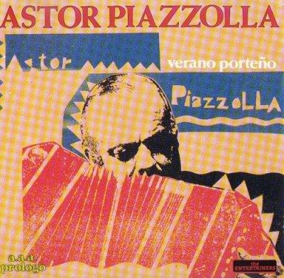 Astor Piazzolla - Verano Porteño (CD)