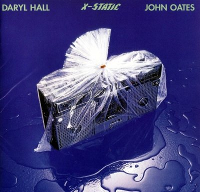 Daryl Hall & John Oates - X-Static (CD)