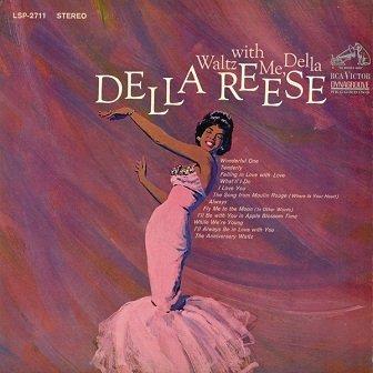 Della Reese - Waltz With Me, Della (LP)