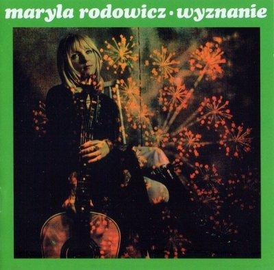 Maryla Rodowicz - Wyznanie (LP)