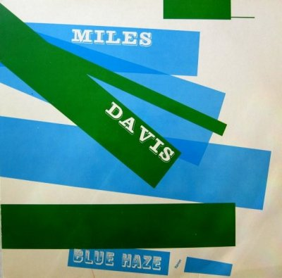 Miles Davis - Blue Haze (LP)