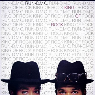 Run-D.M.C. - King Of Rock (LP)