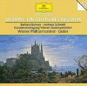 Brahms - Wiener Philharmoniker / Giulini - Ein Deutsches Requiem (CD)