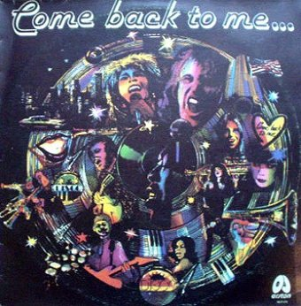 Come Back To Me (LP)