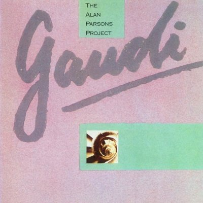 The Alan Parsons Project - Gaudi (CD)
