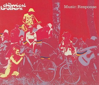 The Chemical Brothers - Music:Response (Maxi-CD)