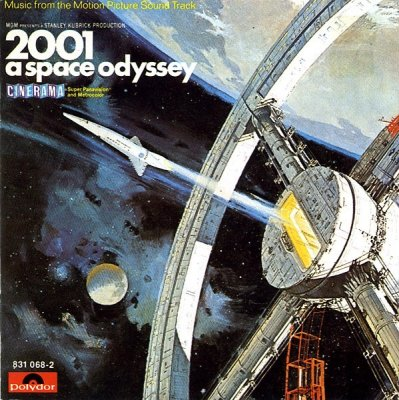2001 - A Space Odyssey (Music From The Motion Picture Sound Track) (CD)