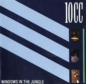 10cc - Windows In The Jungle (CD)