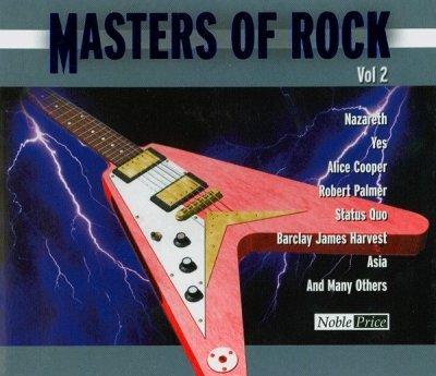 Masters Of Rock Vol 2 (CD)