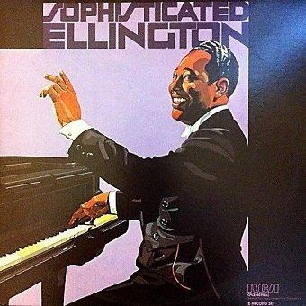 Duke Ellington - Sophisticated Ellington (LP)