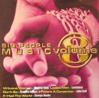 Big People Music Vol. 8 (CD)