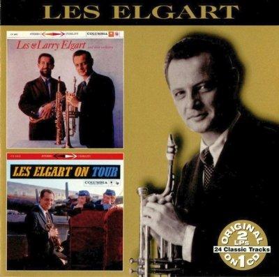 Les & Larry Elgart - Les And Larry Elgart / Les Elgart On Tour (CD)