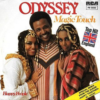Odyssey - Magic Touch (7'')