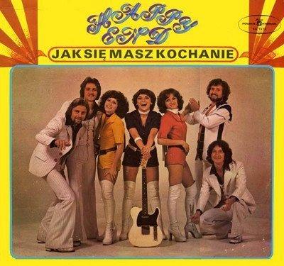 Happy End - Jak Się Masz Kochanie (LP)