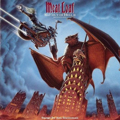 Meat Loaf - Bat Out Of Hell II: Back Into Hell (CD)