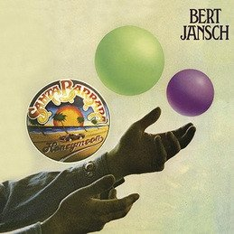 Bert Jansch - Santa Barbara Honeymoon (LP+CD)