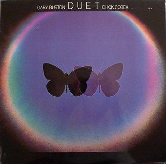 Gary Burton / Chick Corea - Duet (LP)