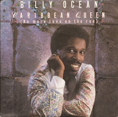 Billy Ocean - Caribbean Queen (No More Love On The Run) (7)