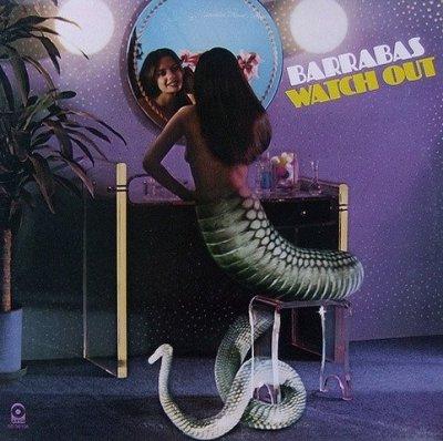 Barrabas - Watch Out (LP)