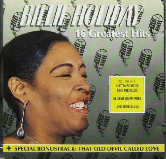 Billie Holiday - 16 Greatest Hits (CD)