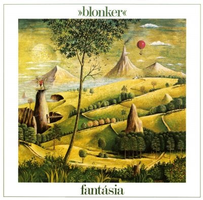 Blonker - Fantásia (LP)