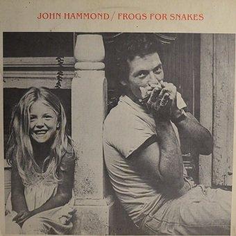 John Hammond - Frogs For Snakes (LP)
