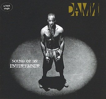 D.A.M.N. - Sound Of An Entertainer (Maxi-CD)