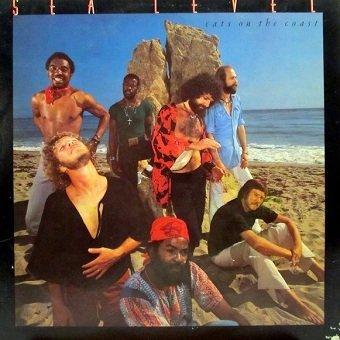 Sea Level - Cats On The Coast (LP)