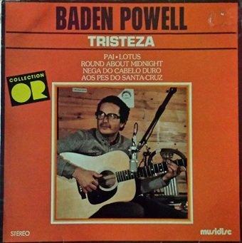 Baden Powell - Tristeza (LP)