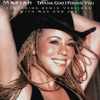 Mariah Carey - Thank God I Found You (Maxi-CD)