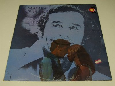 Al Martino - Love Is Blue (LP)