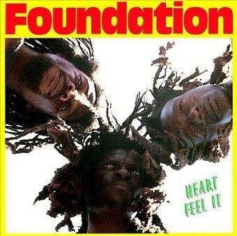 Foundation - Heart Feel It (CD)