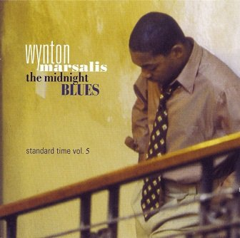 Wynton Marsalis - The Midnight Blues (Standard Time Vol. 5) (CD)