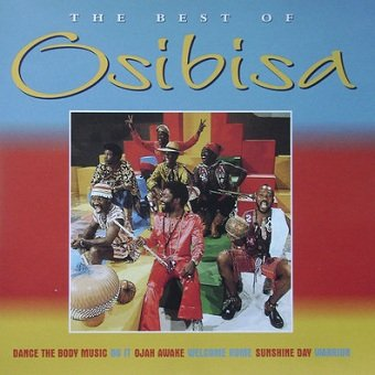 Osibisa - The Best Of (CD)