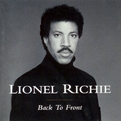 Lionel Richie - Back To Front (CD)