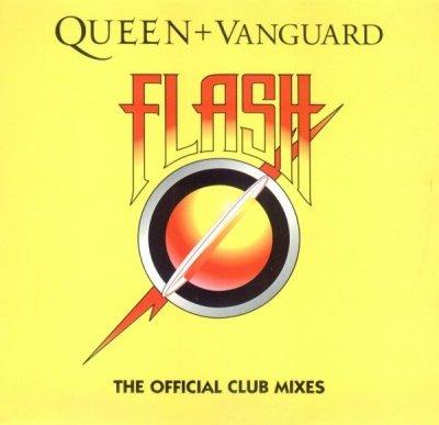Queen + Vanguard - Flash (The Official Club Mixes) (12'')
