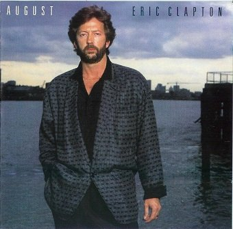 Eric Clapton - August (CD)