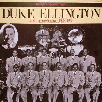 Duke Ellington And His Orchestra - 1928 - 1933 (LP)
