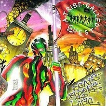 A Tribe Called Quest - Beats, Rhymes And Life (CD)