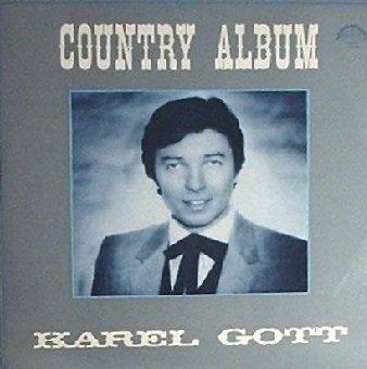 Karel Gott - Country Album (LP)