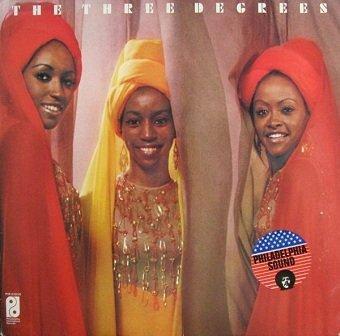 The Three Degrees - The Three Degrees (LP)