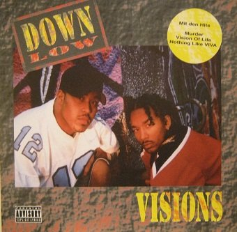 Down Low - Visions (CD)