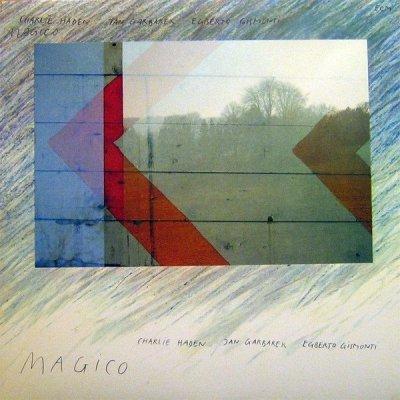 Charlie Haden, Jan Garbarek, Egberto Gismonti - Magico (LP)